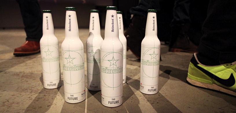 Chcesz mieć własną butelkę Heinekena?