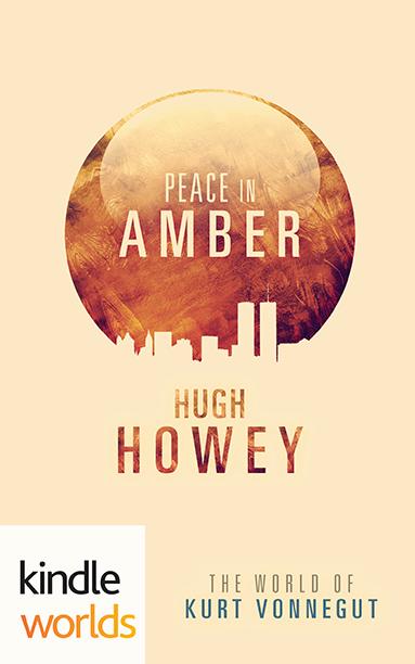 Peace in Amber z okładką fenomenalnego Jasona Gurleya