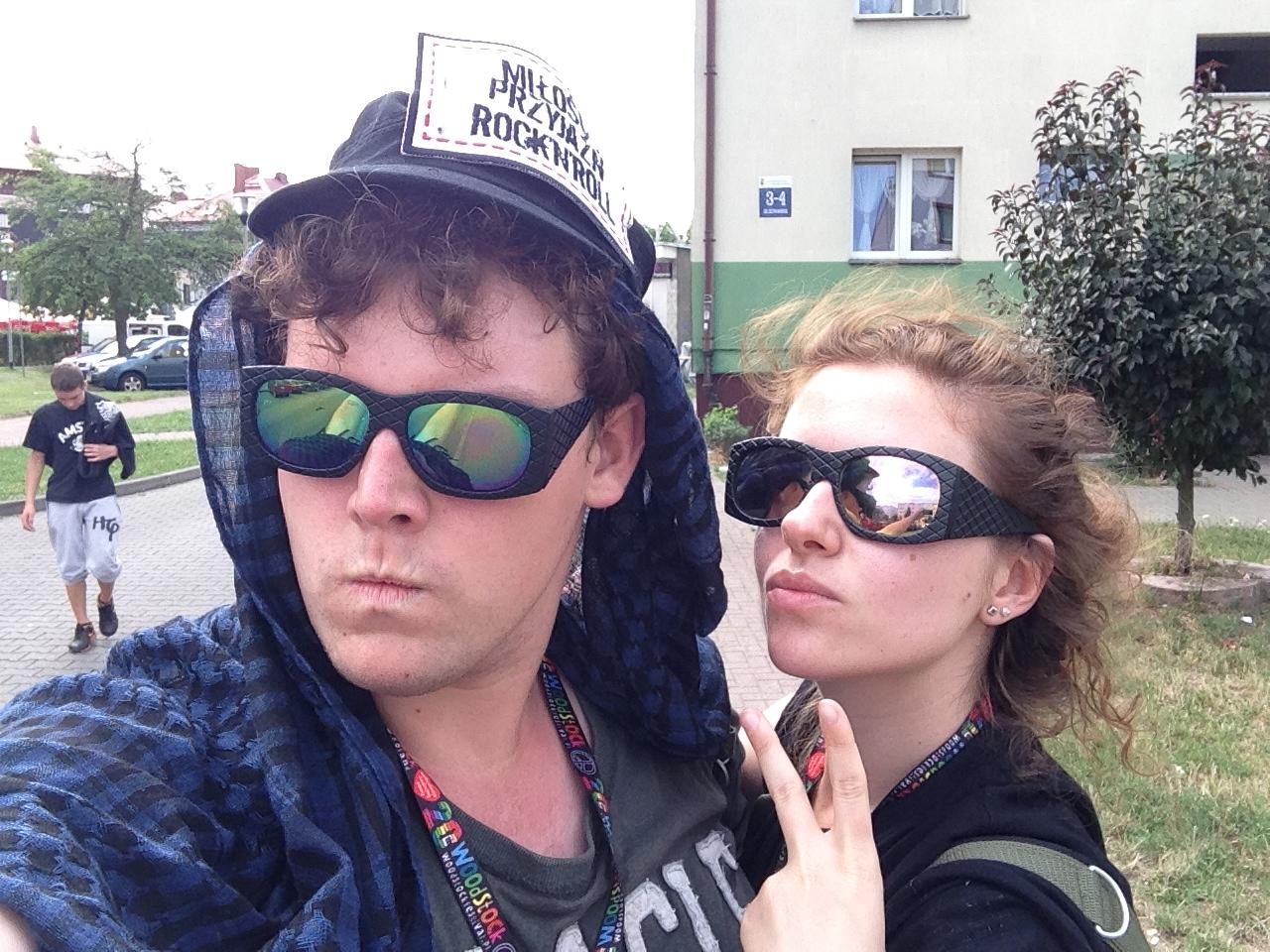 Przystanek Woodstock w damsko-męskiej rozmowie [Andrzej + Karolina]