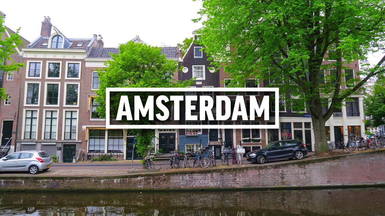 Amsterdam - Tobie skojarzy się z czym innym