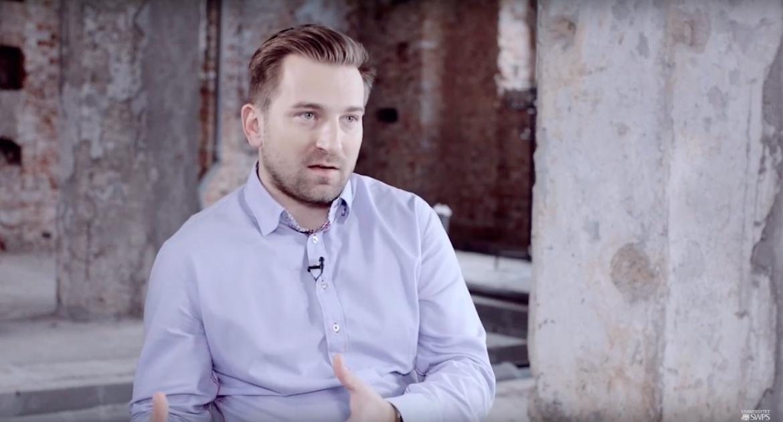 UX, psychologia, technologia i biznes - rozmowa z Hubertem Anyżewskim