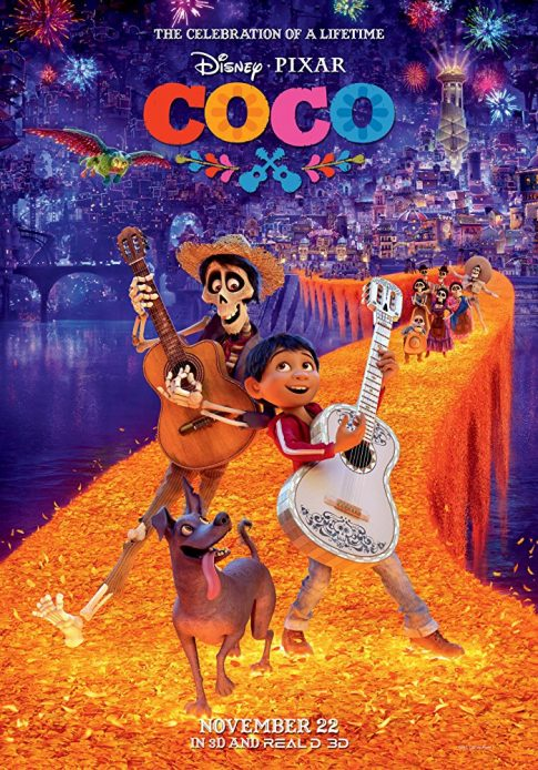 Filmy na jesienne wieczory: Coco.