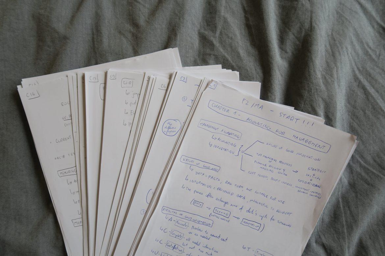Projekt, etap trzeci - notatki.