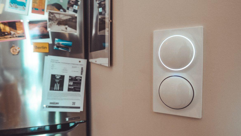 Smart mieszkanie - wersja oczko.